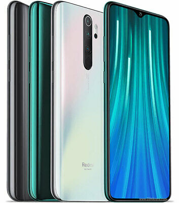 Xiaomi Redmi Note 8 Pro 64GB 6GB GSM factory Unlocked Global Version Brand New
