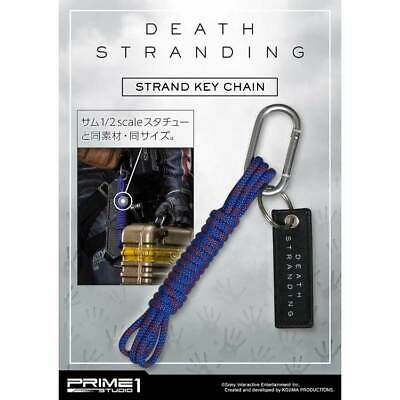 Kojima Productions DEATH STRANDING Strand Key Chain Japan version