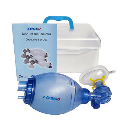 Self-help Respirator For Cardiopulmonary Resuscitation Artificial Respiration