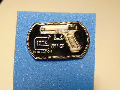 FREE SHIPPING NEWEST STYLE GLOCK LAPEL PIN // HAT PIN // TIE TACK PIN OEM