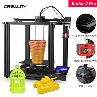 Creality Ender 5 Pro 3D Printer Silent Motherboard Dual Y-axis 220X220X300mm