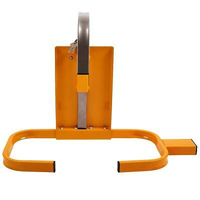 Amtech Wheel Clamp Safety Lock Cars Caravans Tailers Small Security