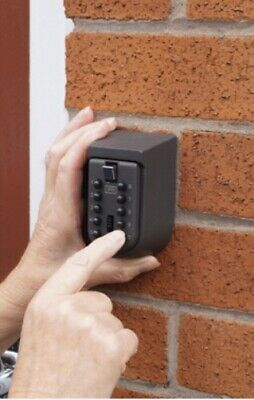 Outdoor Weather Resistant Wall Mounted key safe