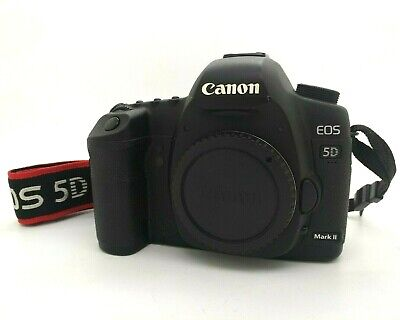 Camera CANON EOS 5D Mark II DSLR 21Mpx - Body + Charger + Shutter Count: 3327