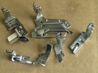 Vintage Singer Sewing-Singer Attachments/Feet
