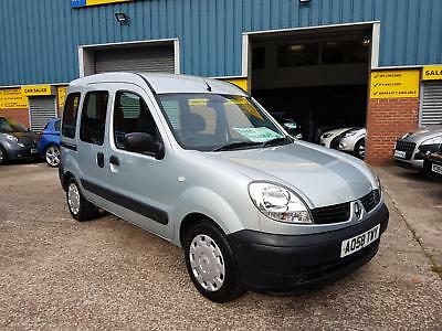Renault Kangoo 1.6 16v Authentique 5dr 2008 58 REG AUTOMATIC & WHEELCHAIR RAMP