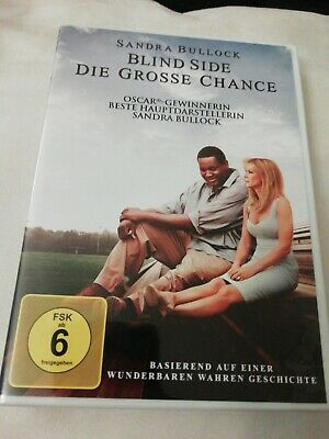 "DVD ""Blind Side - Die grosse Chance"" mit Sandra Bullock, Tim McGraw, Kathy Bates"
