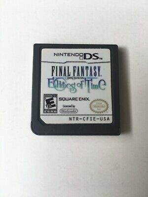 Nintendo Ds Final Fantasy Chronicles Echoes Of Time Game Only