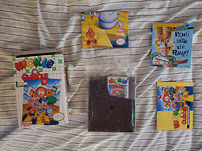 Kickle Cubicle Nintendo NES Complete Video Game