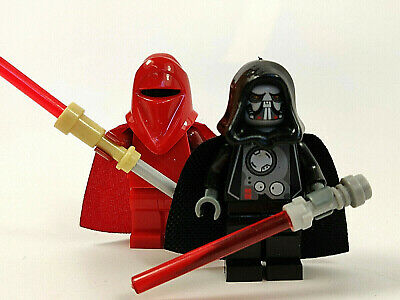 Star Wars Darth Malgus & Shadow Guards 3pc Set Mini figures Fits with lego