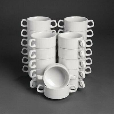 Special Offer Athena Hotelware Stacking Soup Bowls (Pack of 24) S758 [K9H5]