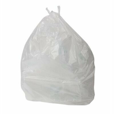 Jantex Small White Pedal Bin Liners 10Ltr (Pack of 1000) (Pack of 1000) GF279 [A
