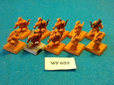 Warhammer Fantasy - Lizardmen - Skink Warriors x10 - WF653