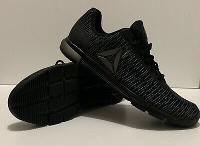 REEBOK SPEED TR FLEXWEAVE�� MEN'S TRAINING SHOES Size 10 Black DV9560 (NEW)