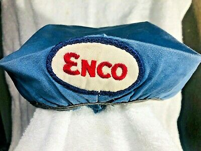 Enco Humble Gas Oil Hat Vintage