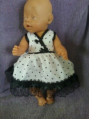"""..17""""Zaph Baby Born and Interactive Sister Handmade doll clothes"""