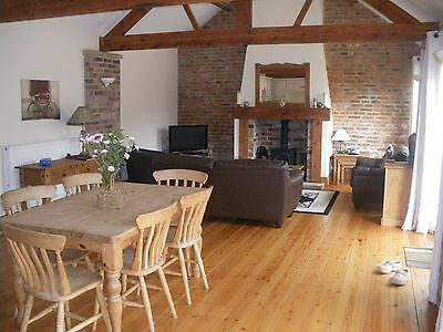 Holiday Cottage Sleeps 6 North Yorkshire 7 nights 24th - 31st Jan Thirsk  Barn