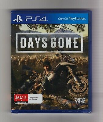 Days Gone PlayStation 4 (PS4) - Brand New & Sealed