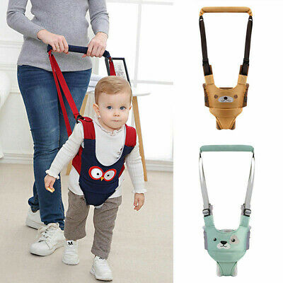 Mom Baby Toddler Learn Walking Belt Walker Wing Helper Assistant Safety Harness