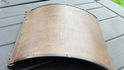 Singer Treadle Underbelly Cover With Hinges - Sold As Seen