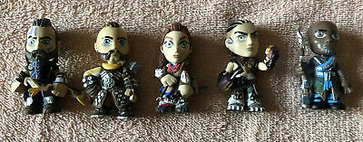 Horizon Zero Dawn Mystery Mini Funko Pop Vinyl Figure Set Aloy Rost Helis Erend