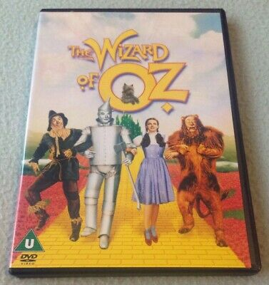 The Wizard Of Oz DVD (Digitally Remastered & Special Features) **FREE POSTAGE**