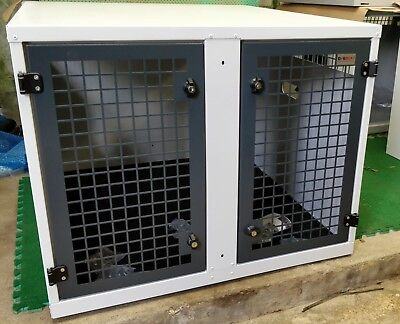 Dog Box UK Dog Transportation Box Crate K9 DB5 Isuzu Ranger Ford Vivaro L200