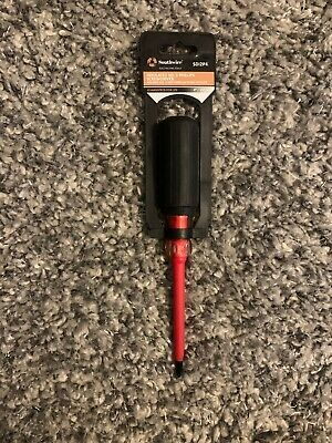 """NEW Southwire #2 Phillips Tip Screwdriver w/ 4"""" Insulated Shank SDI2P4 USA"""