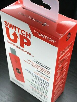 🔥IN HAND🔥 Switch Up Game Enhancer V 2.0 Collective Minds Nintendo Switch