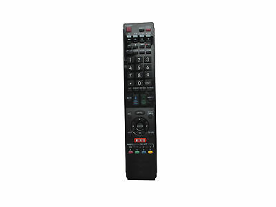 Remote Control for Sharp Aquos RRMCGA936WJSALC-40LE835U LCD Color Television TV