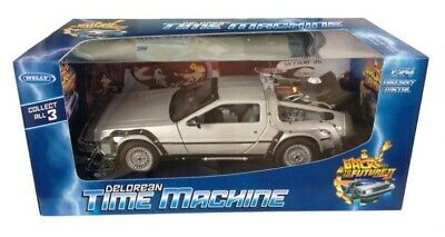 NEW Back To The Future Part II - 1:24 Die-Cast Delorean from Mr Toys