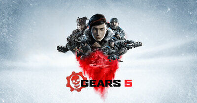 Gears 5 | PC/Xbox One Key | Xbox Live Key | Digital | Worldwide |