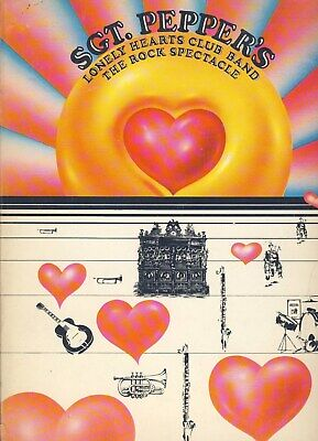 "Beatles 1967 ""Sgt. Pepper's Lonely Hearts Club Band ""  U.s.a  Music Song Book"
