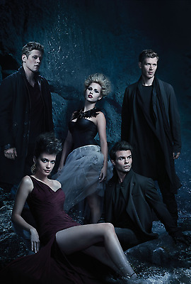 The Vampire Diaries Poster Set A4 A3 A2 Sets Available
