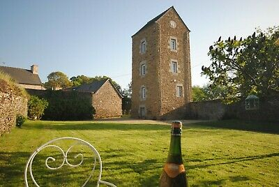 Unique tower for sale in Brittany, France