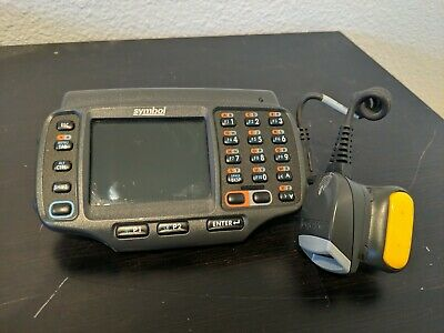 Motorola Symbol WT4090 WT4090-N2S0GER with  Battery and RS409 Barcode Scanner