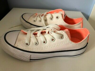 Converse All Star Boy/Girl Teen Kids Canvas Low High Top Sneakers Trainers Shoes