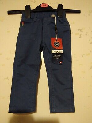 New Fashion Boys Blue Jeans Brand New With Tags 2 Years