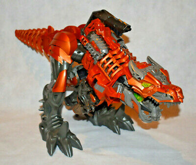 "Transformers Age Of Extinction Grimlock Stomp & Chomp Dinosaur 20"" Free Post (BY"