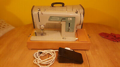 Frister Rossmann Model 46 Zig Zag Sewing Machine Excellent condition