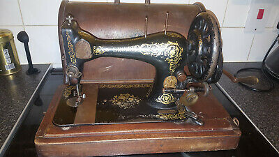 Vintage Singer Sewing Machine serial number  12059495