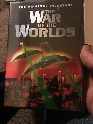 The War Of The Worlds [1953] 1999 Paramount DVD NEW George Pal, Gene Barry