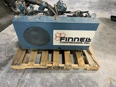 Ingersoll Rand 30T Model 223 High Pressure Air Compressor 3000 Psi 5 Hp