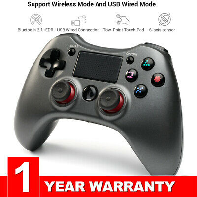 Wireless Bluetooth DualShock Playstation 4 Controller For Sony PS4 Gamepad AU