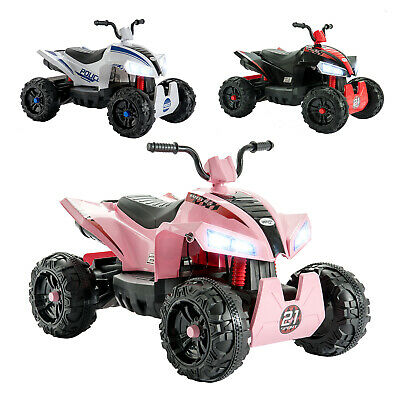 Kids Ride on Jeep Electric Childrens 12V Battery Remote Control Toy Car