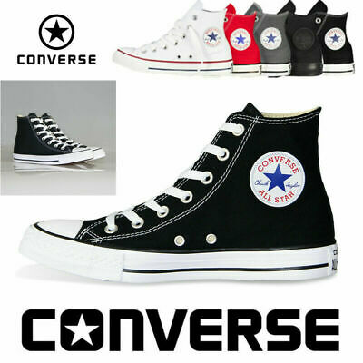 Converse All Star Chuck Taylor Men's Women's Unisex High Tops Trainers Shoes