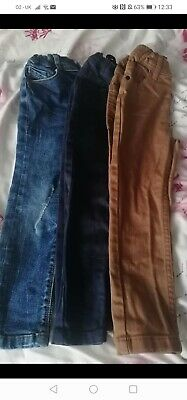 Boys Skinny Trousers/Jeans Age 4-5