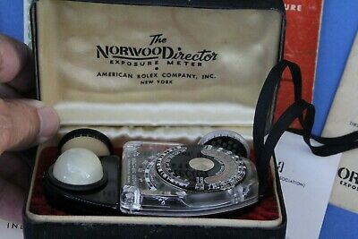 Amazing Boxed NORWOOD DIRECTOR OUTFIT 1954