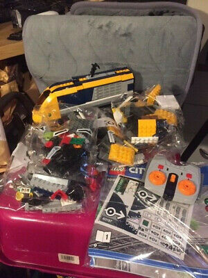 LEGO City Passenger RC Train  - 60197 - Power Functions NOT Power Up