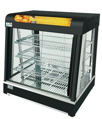 New Luxury Commercial Hot Food Warmer Display Cabinet